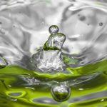 Liquide vaisselle goutte