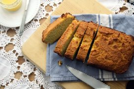 cake aux bananes