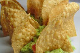 chips de mais a nachos