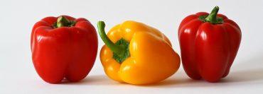 poivrons rouges légumes