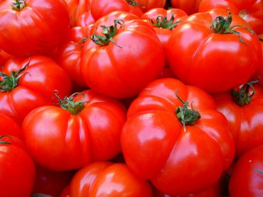 legumes tomates rouges