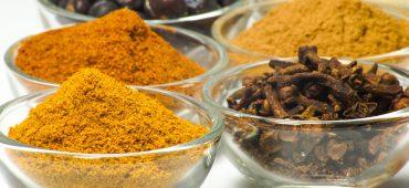 poudre de curry jaune