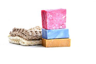 morceaux de savon
